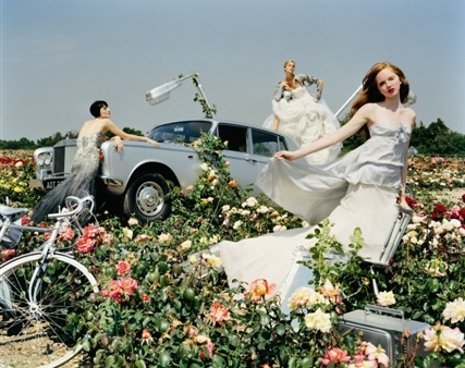 Tim walker shot